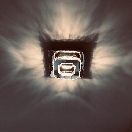 LED lustras