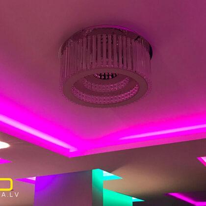 LED lighting system diagnostics and repair